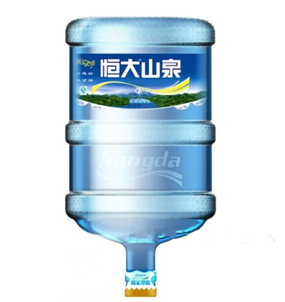 郑州恒大冰泉桶装水